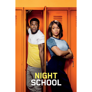 Night School Extended Cut HD Digital Movie Code!