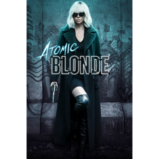 Atomic Blonde HD Digital Movie Code!