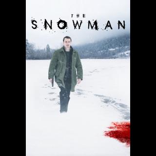The Snowman HD Digital Movie Code!