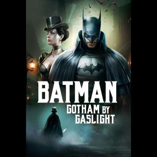 Batman: Gotham by Gaslight HD Digital Movie Code!