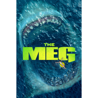 The Meg HD Digital Movie Code!