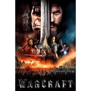 Warcraft HD Digital Movie Code!