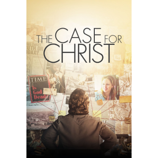The Case for Christ HD Digital Movie Code!