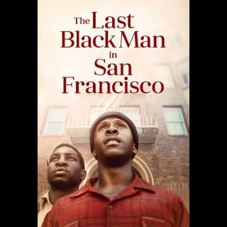 The Last Black Man in San Francisco HD Digital Movie Code!