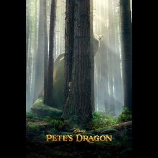 Pete's Dragon HD Digital Movie Code!
