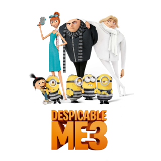 Despicable Me 3 4K UHD Digital Movie Code! ACTUAL CODE NOT INSTATCH!