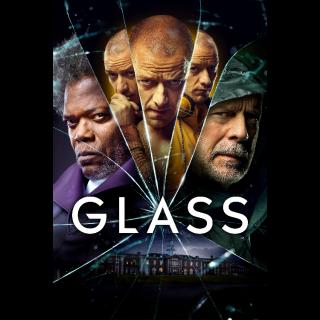 Glass 4K UHD Digital Movie Code!