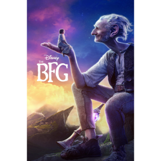 The BFG HD Digital Movie Code!