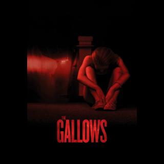 The Gallows HD Digital Movie Code!!