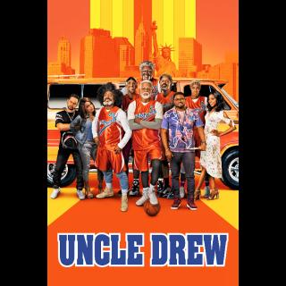 Uncle Drew 4K UHD Digital Movie Code!