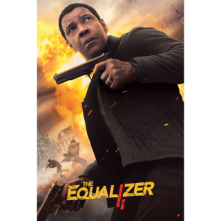 The Equalizer 2 4K UHD Digital Movie Code!