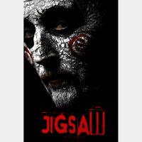 Jigsaw HD Digital Movie Code!