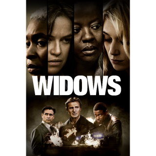 Widows 4K UHD Digital Movie Code!