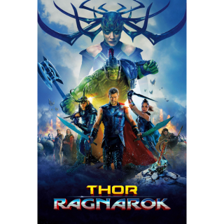 Thor: Ragnarok HD Digital Movie Code!