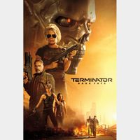 Terminator: Dark Fate  FULL HD DIGITAL MOVIE CODE!!