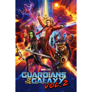 Guardians of the Galaxy Vol. 2 4K UHD Digital Movie Code!
