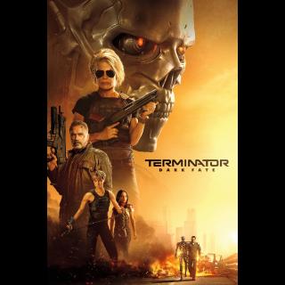 Terminator: Dark Fate 4K UHD Digital Movie Code!ACTUAL CODE NOT INSTAWATCH!