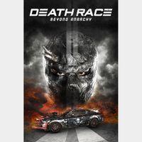 Death Race: Beyond Anarchy HD Digital Movie Code!!
