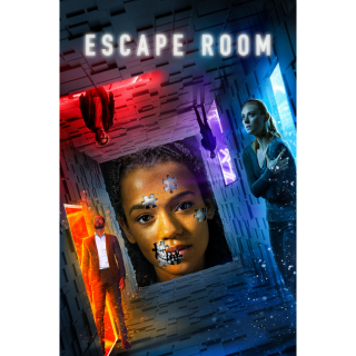 Escape Room HD Digital Movie Code!