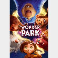 Wonder Park  FULL HD DIGITAL MOVIE CODE!!