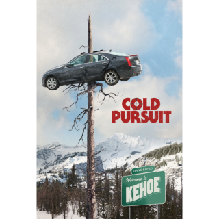 Cold Pursuit HD Digital Movie Code!