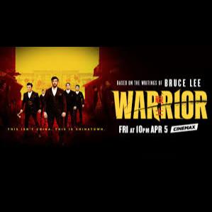 CINEMAX WARRIOR THE COMPLETE FIRST SEASON HD DIGITAL CODE!!