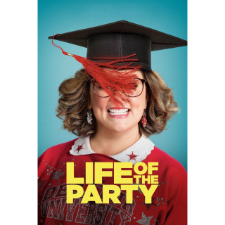 Life of the Party HD Digital Movie Code!