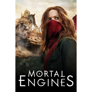 Mortal Engines HD Digital Movie Code!