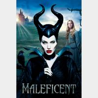 Maleficent 4K UHD Digital Movie Code!