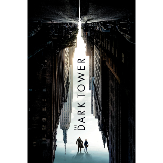 The Dark Tower  FULL HD DIGITAL MOVIE CODE!!