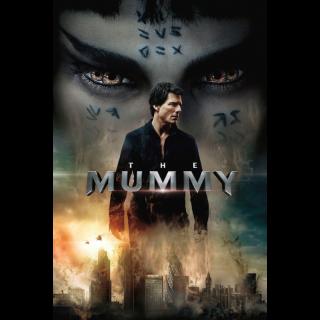 The Mummy HD Digital Movie Code!