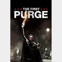 The First Purge  FULL HD DIGITAL MOVIE CODE!!
