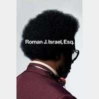 Roman J. Israel, Esq.  FULL HD DIGITAL MOVIE CODE!!