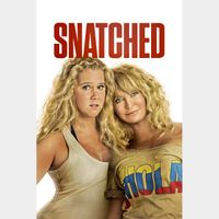 Snatched  FULL HD DIGITAL MOVIE CODE!!