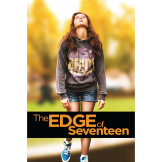 The Edge of Seventeen HD Digital Movie Code!