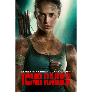 Tomb Raider HD Digital Movie Code!
