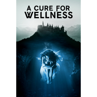 A Cure for Wellness HD Digital Movie Code!