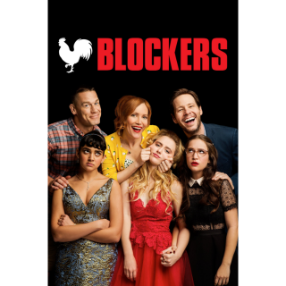 Blockers HD Digital Movie Code!