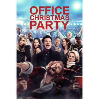 Office Christmas Party FULL HD DIGITAL MOVIE CODE!!