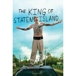 The King of Staten Island HD Digital Movie Code!!