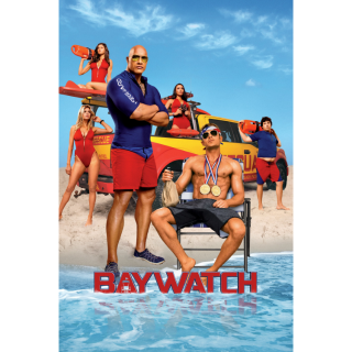 Baywatch HD Digital Movie Code!