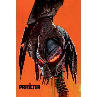 The Predator 4K UHD Digital Movie Code!