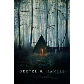 Gretel & Hansel HD Digital Movie Code! ACTUAL CODE NOT INSTAWATCH!