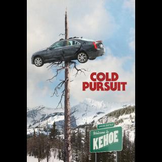 Cold Pursuit 4K UHD Digital Movie Code!