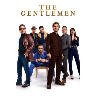 The Gentlemen  4K  ***ITUNES ONLY*** 4K  4K