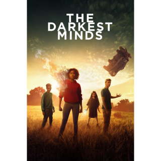 The Darkest Minds HD Digital Movie Code!