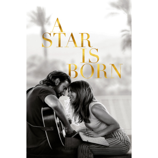 A Star Is Born 4K Digital Movie Code!