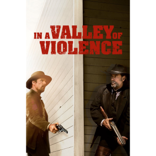 In a Valley of Violence HD Digital Movie Code!