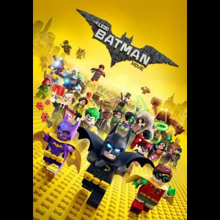 The Lego Batman Movie HD Digital Movie Code!