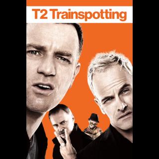 T2 Trainspotting HD Digital Movie Code!